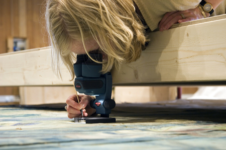 "Conservation on Edvard Munch's ""The History"""